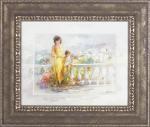 《絵画》ヴィレム ヘインレイツ イエロー ドレス