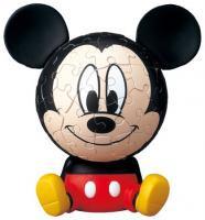 《ジグソーパズル》3Dミッキーマウス
