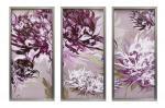 《絵画》サリー スカファーディ 紫の魅惑