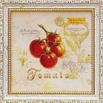 《ミニゲル アートフレーム》 アンジェラ スターリング 「トスカーナのトマト」(ゆうパケット)