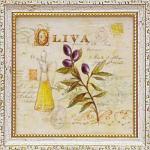 《ミニゲル アートフレーム》 アンジェラ スターリング 「トスカーナのオリーブ油」(ゆうパケット)