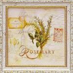 《ミニゲル アートフレーム》 アンジェラ スターリング 「トスカーナのハーブス」(ゆうパケット)