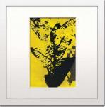 《アートフレーム》Helena Sellergren Yellow leaf(ゆうパケット)