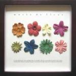 《プラントフレーム》musee de Fleur Earth Color(ゆうパケット)