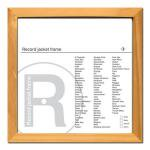 《レコードジャケットフレーム》Record Jackt Frame Natural