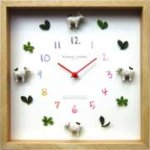 《掛け時計》Display Clock Sheep