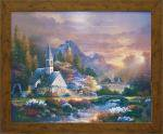 《絵画》ジェームス リー モーニング オブ ホープ