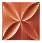 プラデック ウォール アート エコー (メタルオレンジ) ●ポルトガル製