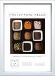 《コレクション・フレーム》Collection Frame White 150x150mm
