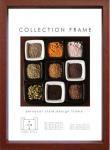 《コレクション・フレーム》Collection Frame Rosewood 300x300mm