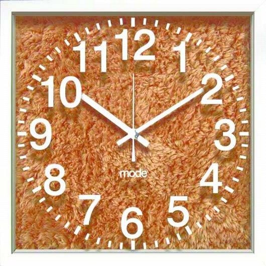 《時計》Poodle clock Mocha(プードル クロック モカ)