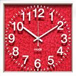 《時計》Poodle clock Red(プードル クロック レッド)