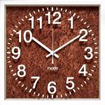 《時計》Poodle clock Choco(プードル クロック チョコ)