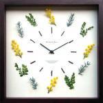 《時計》Display Clock Mimosa(ディスプレイ クロック ミモザ)