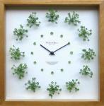 《時計》Display Clock Grass(ディスプレイ クロック グラス)