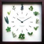 《時計》Display Clock Herb(ディスプレイ クロック ハーブ)