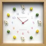 《時計》Display clock alpaca(ディスプレイ クロック アルパカ)