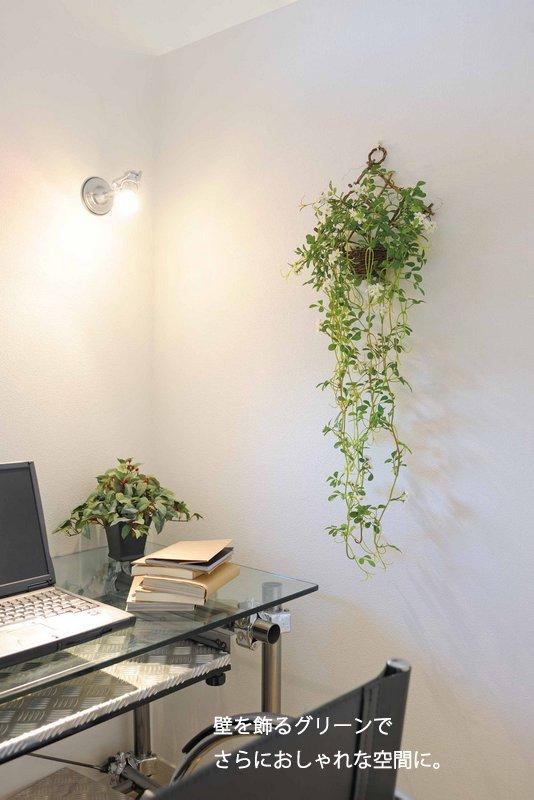 《アートグリーン》壁掛グレープリース/光触媒〔壁掛けタイプ〕