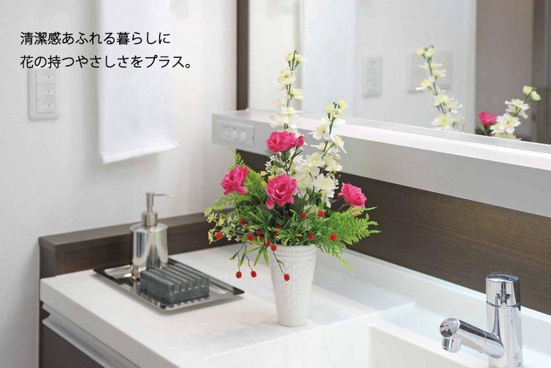 《アートフラワー》アレンジフラワー/光触媒〔ミニタイプ〕