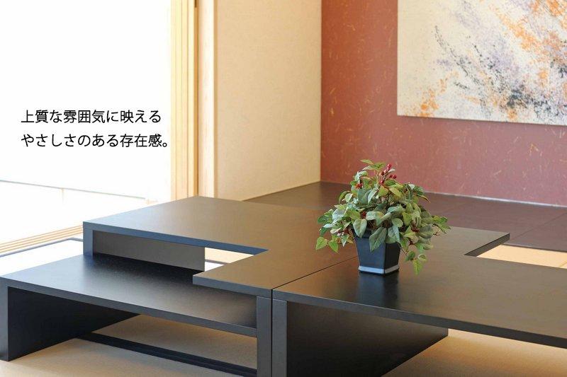 《光触媒観葉植物》パキラポット〔テーブルタイプ〕人気作品