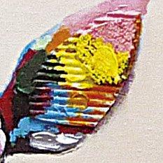 《手描き油絵》オイル ペイント アート ストレンジ チワワ