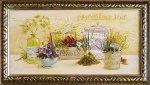 《絵画》アンジェラ スターリング キッチン ガーデン
