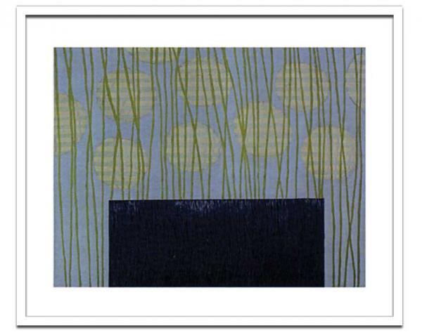 《絵画・抽象画》Sybille Hassinger HAS920 (Digtalprint)(シビル ハッシンジャー)