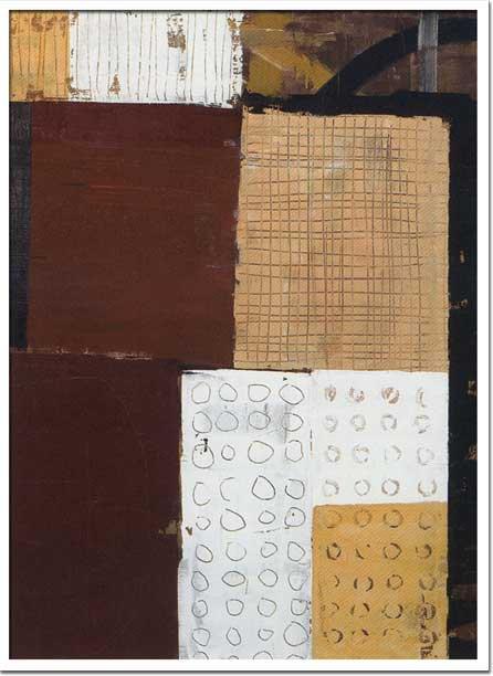 《絵画・抽象画》Ralf Bohnenkamp Untitled,2004(ラルフ・ボーヘンカンプ アンタイトル2004)