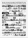 《アートフレーム》Bauhaus Architektur 1919-1933(バウハウス)