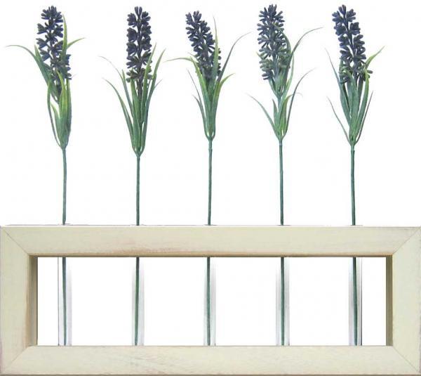 《花瓶》Frame Pot Lavender(フレーム ポット ラベンダー)