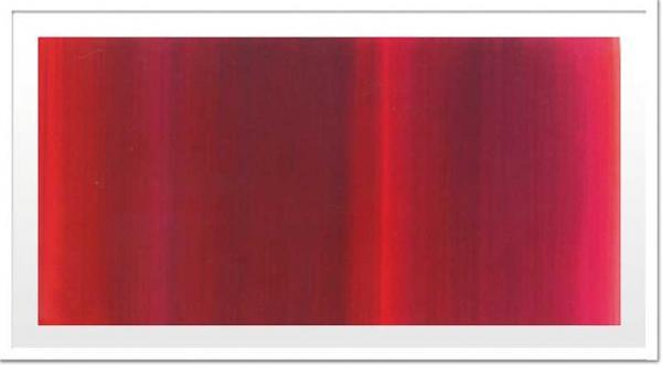 《絵画・抽象画》ズザンヌ・アターリ ロト-マゼンタ,2005(シルクスクリーン)