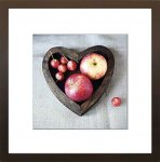 《アートフレーム》Amelie Vuillon Fruity Heart(アメリ ヴイヨン フルーティー ハート)(ゆうパケット)