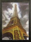 《ポスターフレーム》3D Poster Eiffel Tower I(スリーディーポスター エッフェル塔1)