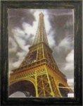 《ポスターフレーム》3D Poster Eiffel Tower II(スリーディーポスター エッフェル塔)