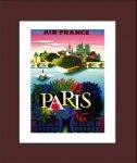 《ポスターフレーム》Air Line Air France(エアライン エール フランス)(ゆうパケット)