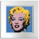 《アートフレーム》Warhol  Shot Blue Marilyn,1964(アンディ・ウォーホル ショットブルー マリリン、1964)