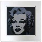 《アートフレーム》Warhol  Marilyn,1967 (black)(アンディ・ウォーホル マリリン、1967(黒))
