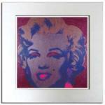 《アートフレーム》Warhol  Marilyn,1967 (silver)(アンディ・ウォーホル マリリン、1967(シルバー))