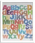 《アートフレーム》Eric Carle Alphabets(エリック カール アルファベット)