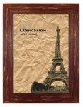 《額縁》Classic Wide Frame Red A4(クラシック ワイドフレーム レッド A4)