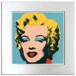 《アートフレーム》Warhol アンディ・ウォーホル マリリン、1967(青い背景)