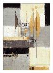 《絵画・抽象画》JONAS HORST VISION I(ビジョン1)