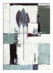 《絵画・抽象画》JONAS HORST VISION III(ビジョン3)