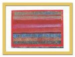 《アートフレーム》Paul Klee パウル クレー Ebene Landschaft, 1924(エベネ ランドシャフト,1924)