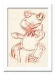 《アートフレーム》Andy Warhol アンディ ウォーホル Frog, 1983(フロッグ)