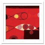 《絵画・抽象画》Bill Mead 1957 #5