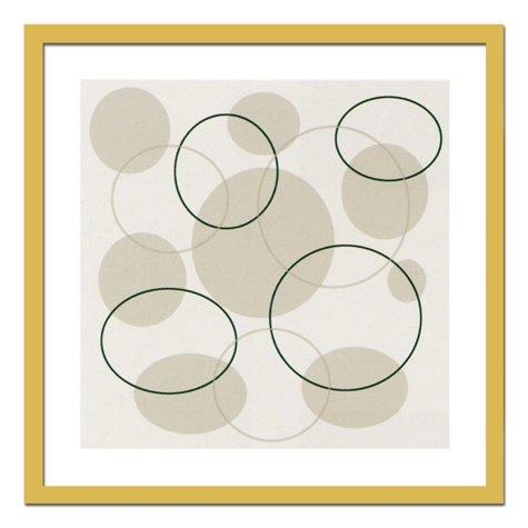 《絵画・抽象画》Ernesto, Riga Senza titolo, 2007(センツァ ティトロ2007/無題2007)