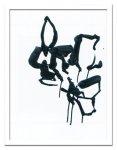 《絵画・抽象画》Cedric, Chauvelot Fleur, 2007(フルール2007/花2007)