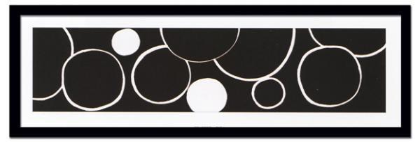 《絵画・抽象画》Ernesto, Riga Senza titolo, 2005(センツァ ティトロ2005/無題2005)