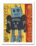 《アートフレーム》アンディ ウォーホル ムーン エクスプローラー ロボット 1983